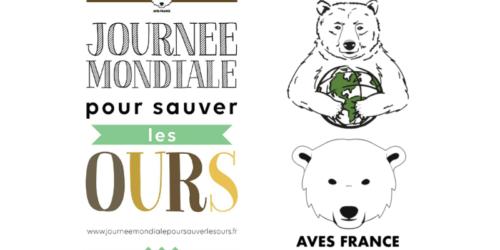 Journée mondiale pour sauver les ours 2021
